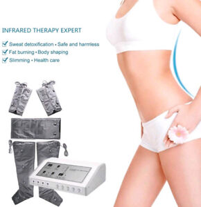 HUKOER Home Far-Infrared Slimming Suit Portable Infrared Home Sp
