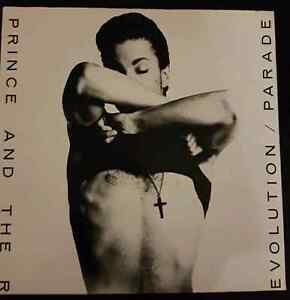 Prince and the Revolution - Parade- Vinyl Record