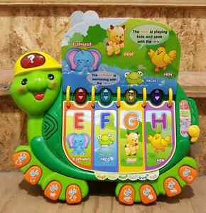 VTech Touch and Teach Turtle Edmonton Edmonton Area image 2