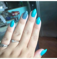 Certified gel nail tech