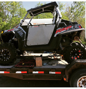 2012 RZR 900xp may trade for camper