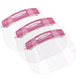 Brand new 3 Pack visors