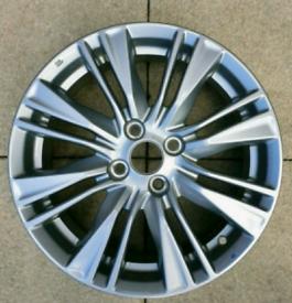 Genuine Suzuki Baleno Alloy Wheel Set (4 wheels)