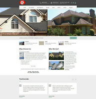 Cost-Effective and Professional Website Design from $399!