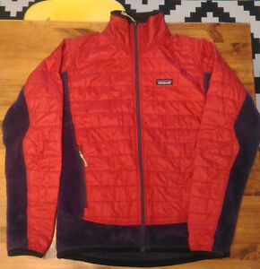 Patagonia Nano Puff Hybrid Insulated Jacket (Men's M)