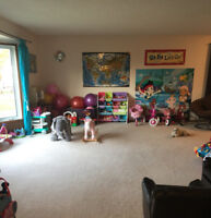 Part Time Childcare- Wes Hosford Area