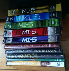 M1-5 and other dvds