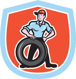 Need your tires changed?  We come to you!!!