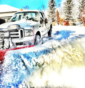 Snow Removal & Plow Services