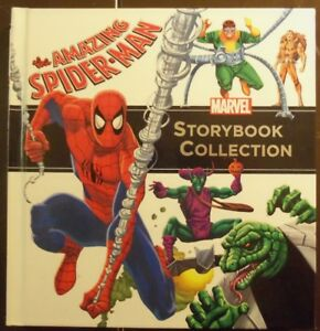 Spiderman Marvel storeybook collection