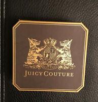 Neuves-Juicy Couture boucles d'oreilles, modèle exclusif