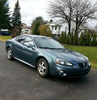 2006 Pontiac Grand Prix full lood Berline
