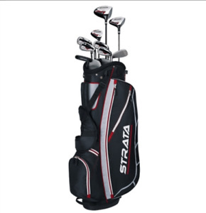 Calaway Mens Strata 12pc Golf Set Right