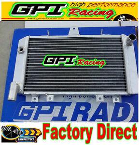 gpi Hi-perf.aluminum radiator Kawasaki ZRX1200 2001-2005 / ZRX1100 1996-2000 99