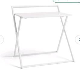 Brand new white foldway desk