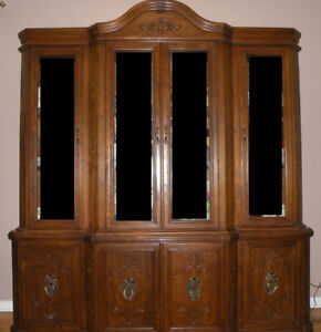 China Hutch height-7ft width-6ft
