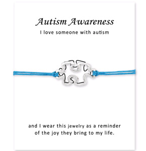 Autism Awareness Bracelettes