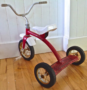 Antique 1953. Collection. Tricycle ROADMASTER USA