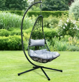 Garden New York Hanging Egg Chair Free Delivery**