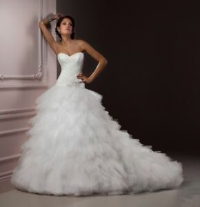Wedding dress  size 4-6