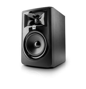 "JBL 305P MkII 5"" Studio Monitor (2x) + Isolation Stands"