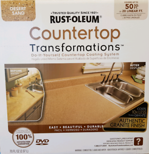 Laminate benchtop countertop resurfacing paint | Building ...