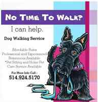 Dog Walking Service / Promeneur De Chiens  Hi...I am offering a
