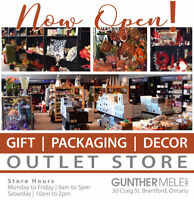 Gunther Mele Outlet Store
