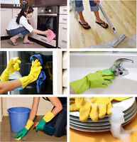 Excellent & affordable residential cleaning at your service.