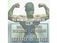Experienced Personal Trainer Southampton Gym Home Park  Weight Loss Build Muscle Fitness Health 