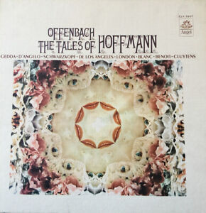 Offenbach The Tales of Hoffmann.Angel