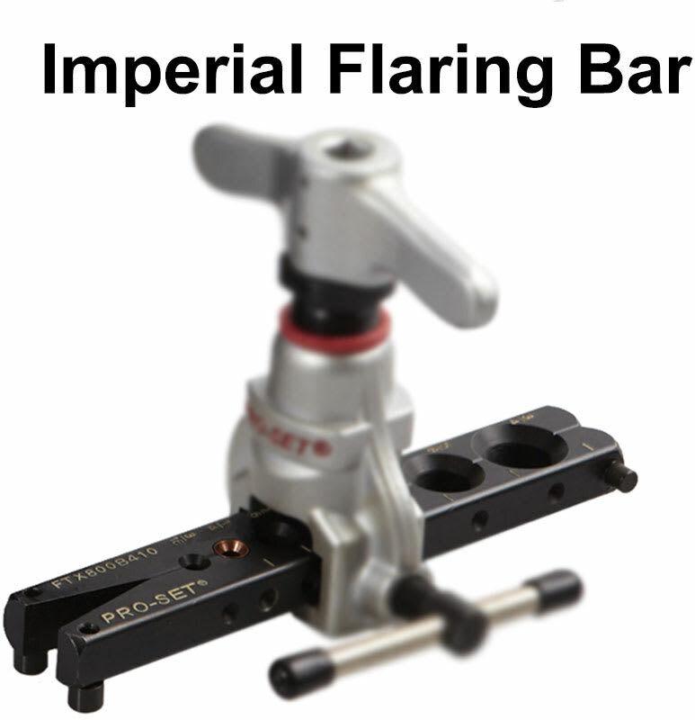 CPS FTX800B410 R-410A Imperial Flaring Bar