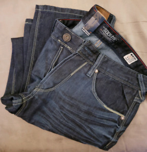Mens Jeans  30/32 Brand New With Tag Sodium $15 Firm Spryfield