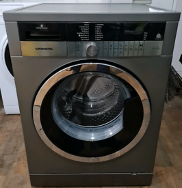 Grundig Washing Machine Graphite - Free local delivery and fitting