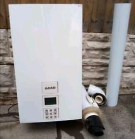 Biasi boiler