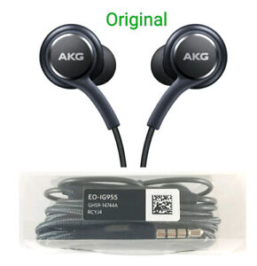 NEW AKG Earphones Samsung S9 S8 S8+ Note9/8 all phones