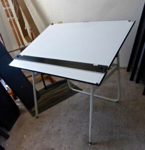 DRAFTING TABLE by Charvoz Knight
