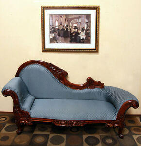 Brilliant & Beautful  Mohogany Carved Luxurious Settee SEE VIDEO