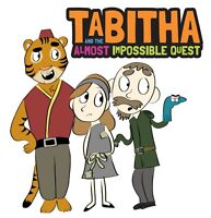"March Break Fun!!      ""Tabitha and the Almost Imposible Quest"""