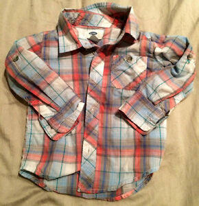 Old Navy 2T Dress shirt