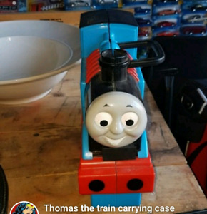 Thomas the train carrying case