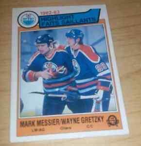 Wayne Gretzky / mark Messier
