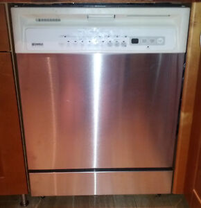 Stainless steel Door panel for Kenmore, Whirlpool other models