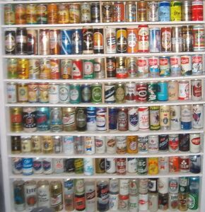 Beer Can & Bottle Collection