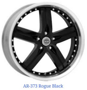 Looking for AR-373 rogue black rim 20x8.5