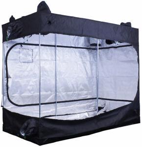 SunHut hydroponic grow tent