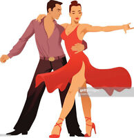 Looking for a female salsa partner to go dancing.