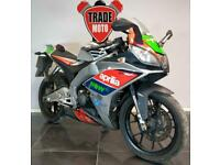2018 67 APRILIA RS RS4 125 ABS GP NOW TV REPLICA TRADE SALE CONTACTLESS DELIVERY