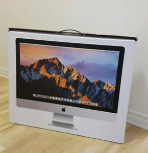 Apple iMac 27 Retina (2015)  Top : i5-3.5Ghz /16 Gb/Fusion/
