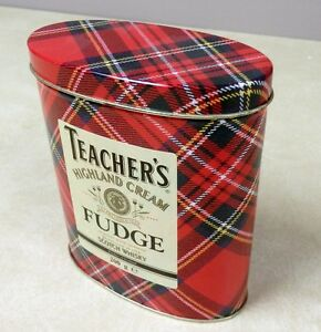 Vintage Teacher's Fudge Tin Can Kitchener / Waterloo Kitchener Area image 3